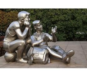 不锈钢雕塑zhi作公si