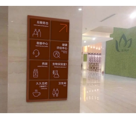 楼层索引指示牌生产厂家